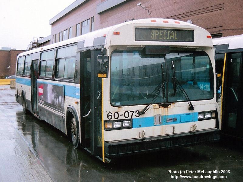 www.busdrawings.com - Montreal - 1990 MCI Classic