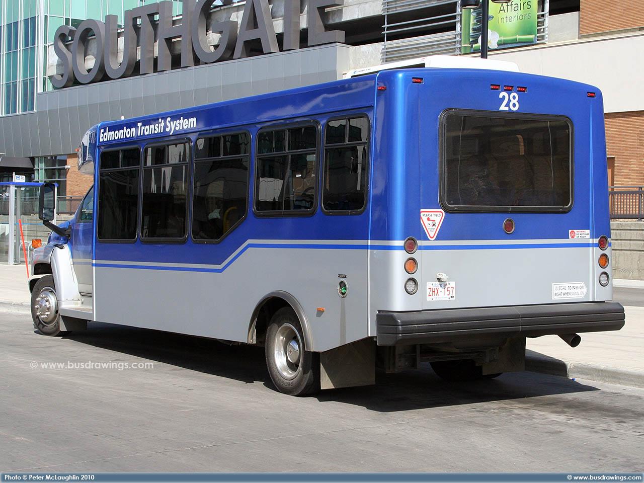 Www Busdrawings Com Edmonton 2009 Gmc Passport