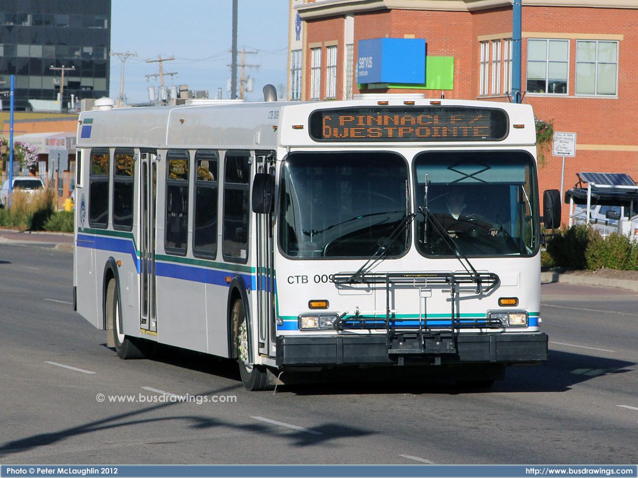 Www Busdrawings Com Gp Transit 1998 Nfi D40lf
