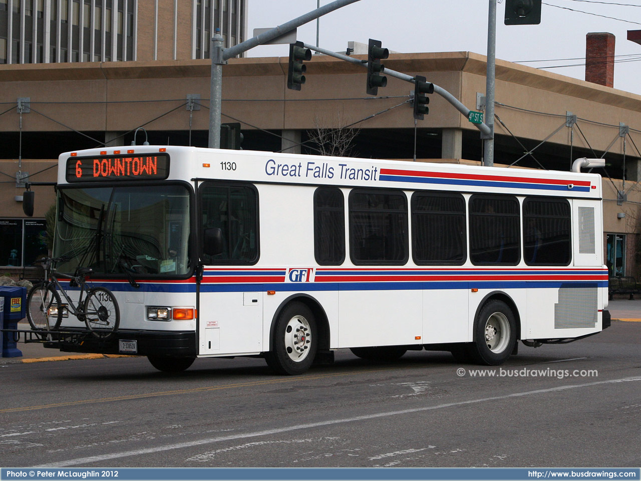 Great Falls Transit >> Www Busdrawings Com Great Falls Transit 2011 Gillig