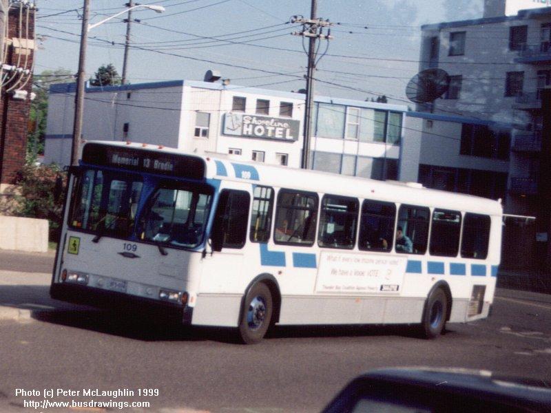 Www Busdrawings Com Thunder Bay 1992 Orion V