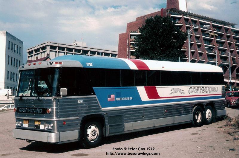 Greyhound Lines Inc. (U. S. A.) Photo Gallery